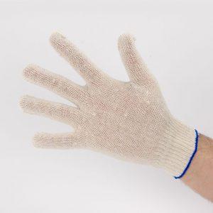 Перчатки рабочие 10 класс 3 нити белые